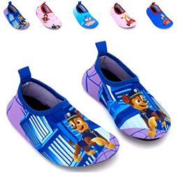 Giotto Kids Swim Water Shoes Quick Dry Non-Slip for Boys & G