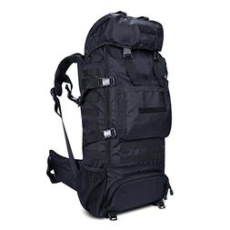 tactical military molle backpack 70l