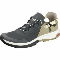 Salomon Techamphibian 4 Water Shoes Ebony/Vanilla Ice US Siz