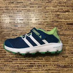 Adidas Terrex Kids Voyager Mesh Summer/ Water shoes Size 12.