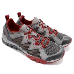 Merrell Tetrex Rapid Crest Grey Red Men Outdoors Hiking Wate