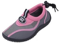 Starbay New Brand Kid's Pink & Gray Athletic Water Shoes Aqu