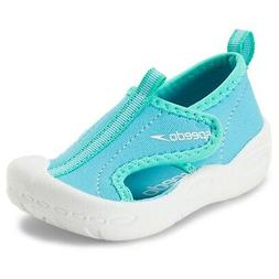 toddler hybrid water shoes blue teal small
