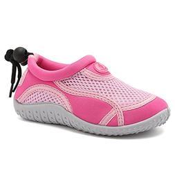 CIOR Toddlers Water Shoes Aqua Socks Athletic Swim Pool Beac