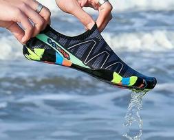 Unisex Beach Water Shoes Quick-Drying Swimming Aqua Shoes Se