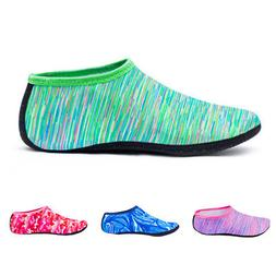 Unisex Camo Skin Water Shoes Beach Socks Yoga Exercise Pool