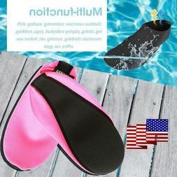Unisex Skin Water Shoes Beach Aqua Socks Pool Swim Yoga Exer