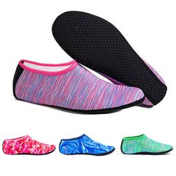 Unisex Skin Water Shoes Beach Socks Yoga Diving Exercise Poo