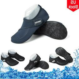 Unisex Skin Water Shoes Couple Beach Socks Yoga Exercise Poo