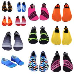 Unisex Water Shoes Aqua Socks Sports Running Pool Beach Danc