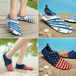 Unisex Womens Mens Water Shoes Beach Shoes Aqua-Shoes Swim W