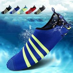 Unisex Womens Mens Water Shoes Beach Shoes Aqua-Shoes Swim W
