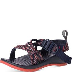 Chaco Unisex ZX1 Ecotread Sport Sandal, Padded Eclipse, 4 Me