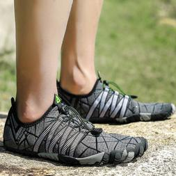 US5-11 Mens Water Shoes Quick-Dry Swim Sports Beach Slip On