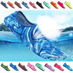 USA Quick-Dry Water Shoes Barefoot Aqua Socks Yoga Beach Swi