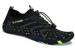 WXDZ Athletic Aqua Sock Water Shoes for Water Sport Beach Po
