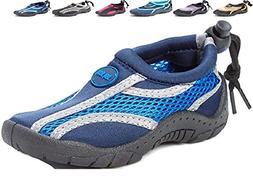 Children's Kids Water Shoes Aqua Socks Beach Pool Yoga Exerc