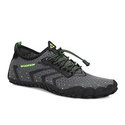 MOERDENG Men Women Water Shoes Quick Dry Barefoot Aqua Socks