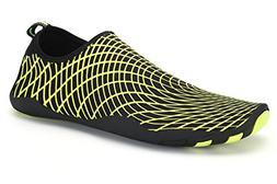 WXDZ Men Women Water Shoes Quick Dry Barefoot Skin Shoes Aqu
