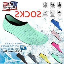 Water Socks Barefoot Skin Shoes Quick-Dry Aqua Beach Water S