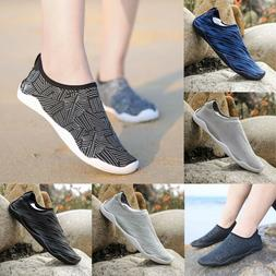 Water Shoes Mens Quick Drying Aqua Socks Yoga Exercise Athle