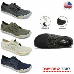 Mens Water Shoes Quick Dry Barefoot for Swim Diving Surf Aqu