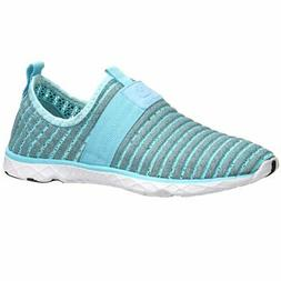 ALEADER Water Sport Shoes Women's Tennis Walking Shoes Gray