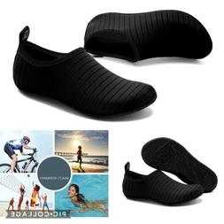 Water Sports Shoes Barefoot Quick-Dry Slip-on Men Women 4-5