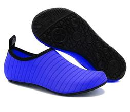 Water Sports Shoes Barefoot Quick-Dry Slip-on Men Women 5.5-