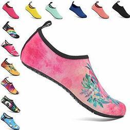 VIFUUR Water Sports Unisex/Kids Shoes Flaming Bird - 9-10 W