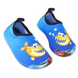 Kids Water Swim Shoes Barefoot Aqua Socks Shoes Quick Dry No