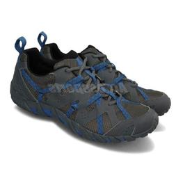 Merrell Waterpro Maipo 2 Grey Blue Men Outdoors Hydro Hiking