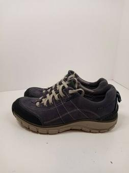 Clarks Wave Walk Womens water Proof Leather Athletic Hiking