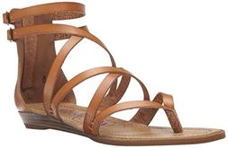 Blowfish Women's Bungalow Sandal, sand, 6 M US