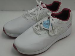Skechers Go Golf Women's New Size 11W White Ultra Flight Wat