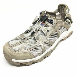 Women's NEW Salomon Techamphibian 3 Water Shoes Size 9M Beig
