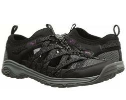 CHACO Women's Outcross EVO 1 Trail & Water Shoes Black Size
