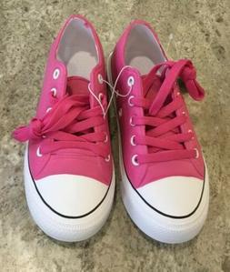 Bobbie Brooks Women's Pink Shoes Rubber Upper Size 6