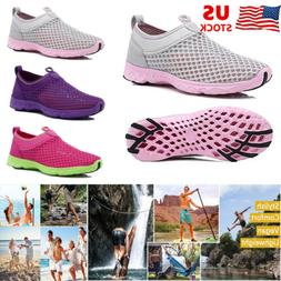 Women's River Shoes Gift Women's Outdoor Water Shoes Mesh Sw