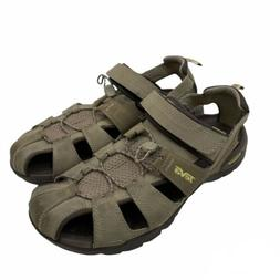 TEVA Women's ShocPad Sport Hiking Water Sandals Shoes Sz 10