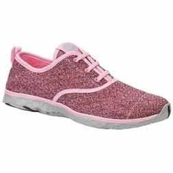 ALEADER Women's Stylish Quick Drying Water Shoes Pink 7 D US