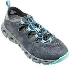Columbia Women's Supervent Graphite, Canyon Blue Water Shoes