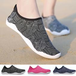 Women's Swim Yoga Elastic Quick Dry Barefoot Aqua Sneakers S