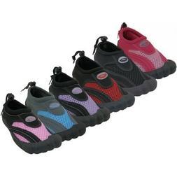 Women's Water Shoes Aqua Socks Snorkeling Pool Beach Exercis