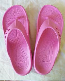 womens baya flip flop sandals pink beach