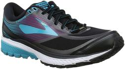 Brooks Womens Ghost 10 GTX Water Proof Running Shoes Size 12