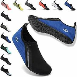 VIFUUR Womens Mens Water Shoes