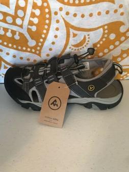 ATIKA Womens Sports Sandals Orbital Trail Outdoor Gray/bla W