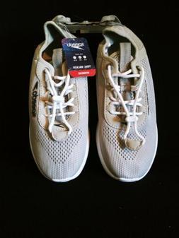 Speedo Womens Tidal Walker Water Shoes Size Small 5-6 Gray N