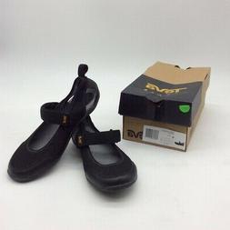 Teva Womens Water Shoes Northwater Gore Strap Black 1105490